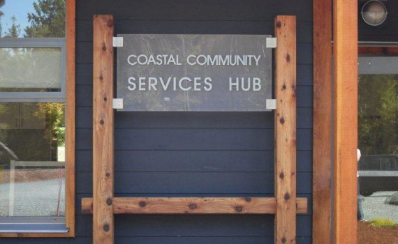 WCRS Community Hub at Ucluelet Community Centre (Placeholder Only)